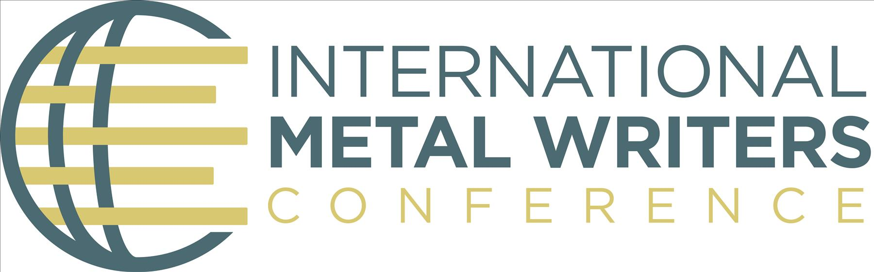 International Metal Writers Conference- Vancouver May 28-29th, 2017
